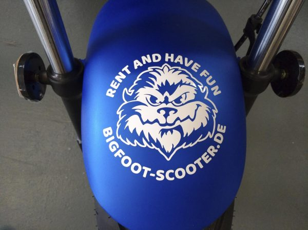Bigfoot E-Scooter Vermietung Xanten